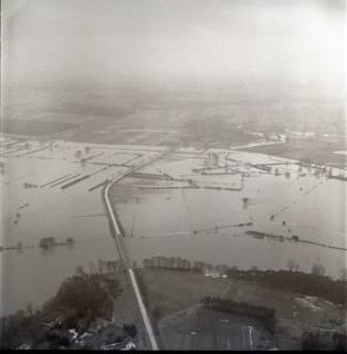 ARH NL Koberg 2197, Leinehochwasser, Schwarmstedt bis Bothmer, 1970