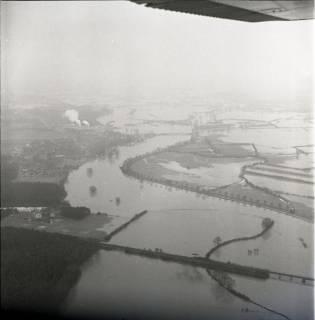 ARH NL Koberg 2203, Leinehochwasser, Schwarmstedt bis Bothmer, 1970
