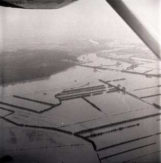 ARH NL Koberg 2205, Leinehochwasser, Schwarmstedt bis Bothmer, 1970