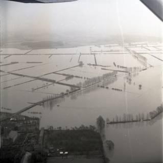 ARH NL Koberg 2211, Leinehochwasser, Mandelsloh, 1970