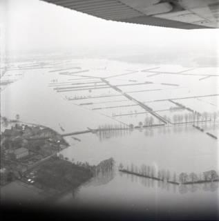 ARH NL Koberg 2212, Leinehochwasser, Mandelsloh, 1970