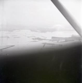 ARH NL Koberg 2218, Leinehochwasser, Mariensee, 1970