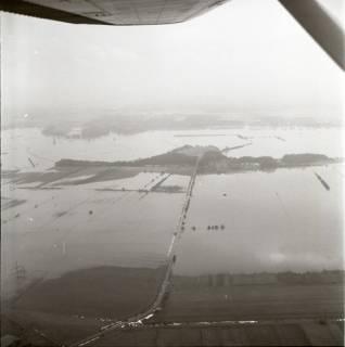 ARH NL Koberg 2219, Leinehochwasser, Mariensee, 1970