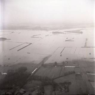 ARH NL Koberg 2220, Leinehochwasser, Mariensee, 1970