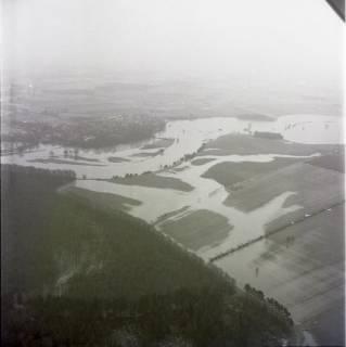 ARH NL Koberg 2224, Leinehochwasser, Neustadt a. Rbge., 1970