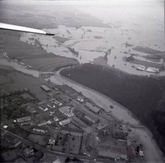 ARH NL Koberg 2225, Leinehochwasser, Neustadt a. Rbge., 1970