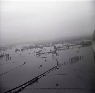ARH NL Koberg 2231, Leinehochwasser, Letter, 1970