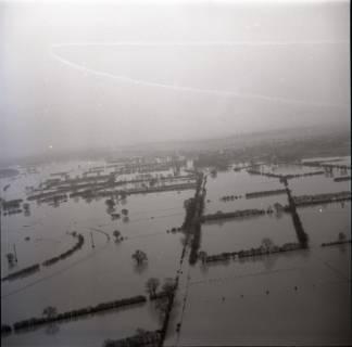 ARH NL Koberg 2232, Leinehochwasser, Letter, 1970