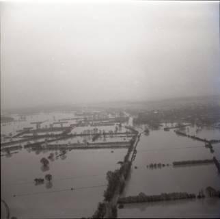 ARH NL Koberg 2233, Leinehochwasser, Letter, 1970