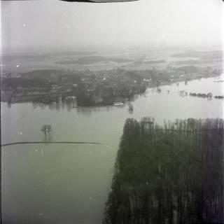 ARH NL Koberg 2234, Leinehochwasser, Letter, 1970