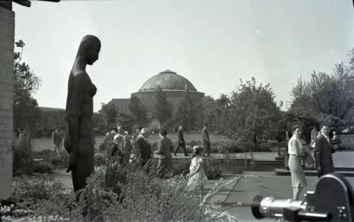 ARH NL Koberg 224, Stadtpark und Stadthalle, Hannover, 1959