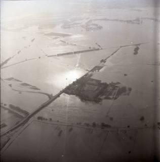 ARH NL Koberg 2246, Leinehochwasser, Grasdorf bis Rethen, 1970