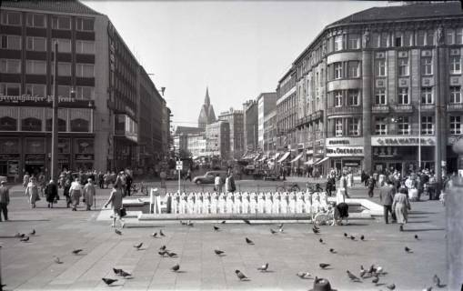 ARH NL Koberg 228, Brunnen am Ernst-August-Platz, Hannover, 1959