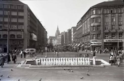 ARH NL Koberg 229, Brunnen am Ernst-August-Platz, Hannover, 1959
