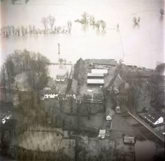ARH NL Koberg 2290, Leinehochwasser, Leinetal Döhren, Rethen, Laatzen, 1970
