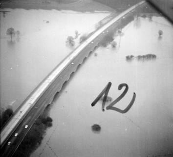ARH NL Koberg 2306, Leinehochwasser, 1970