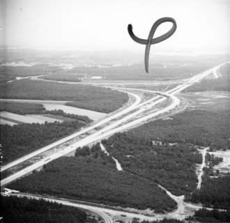 ARH NL Koberg 2312, Autobahndreieck, Walsrode, 1970