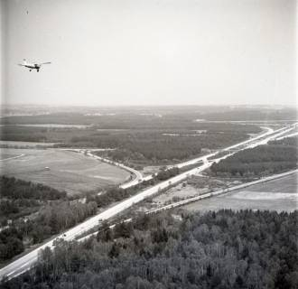 ARH NL Koberg 2316, Autobahndreieck, Walsrode, 1970