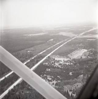 ARH NL Koberg 2317, Autobahndreieck, Walsrode, 1970