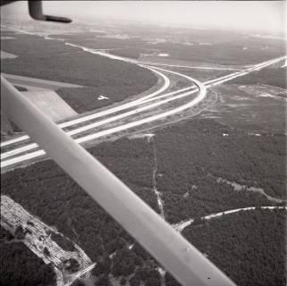 ARH NL Koberg 2318, Autobahndreieck, Walsrode, 1970