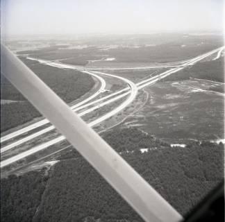ARH NL Koberg 2319, Autobahndreieck, Walsrode, 1970