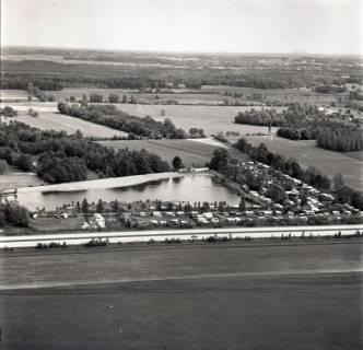 ARH NL Koberg 2348, Campingplatz am Natelsheidesee, Bissendorf, 1975