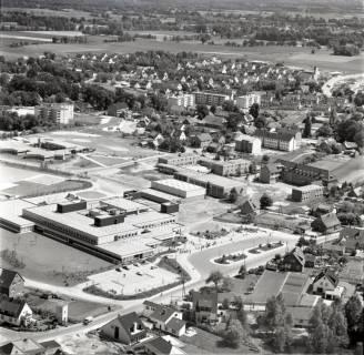 ARH NL Koberg 2361, Schulzentrum, Mellendorf, 1975