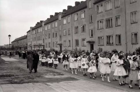 ARH NL Koberg 237, Prozession, Ricklingen, 1958