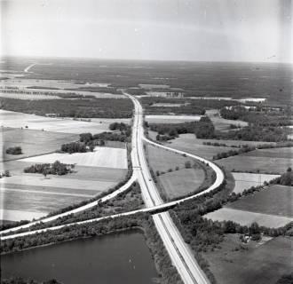 ARH NL Koberg 2407, Autobahnabzweig Gailhof-Mellendorf, 1975