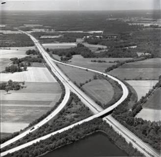 ARH NL Koberg 2408, Autobahnabzweig Gailhof-Mellendorf, 1975
