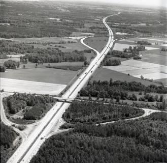ARH NL Koberg 2412, Autobahnabzweig Gailhof/Mellendorf, 1975