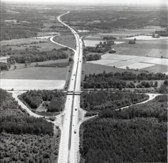 ARH NL Koberg 2413, Autobahnabzweig Gailhof/Mellendorf, 1975