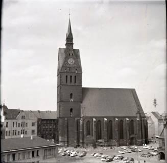 ARH NL Koberg 2475, Marktkirche, Hannover, 1962