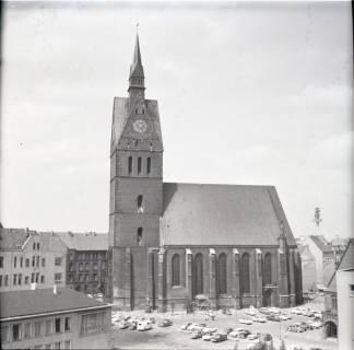 ARH NL Koberg 2476, Marktkirche, Hannover, 1962