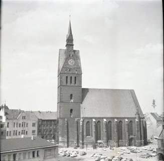 ARH NL Koberg 2477, Marktkirche, Hannover, 1962