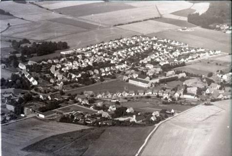 ARH NL Koberg 2535, Siedlung Nord und Möbelfabrik NW, Eimbeckhausen, 1972