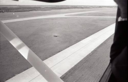 ARH NL Koberg 2556, Flughafen Landebahn, Langenhagen, 1971