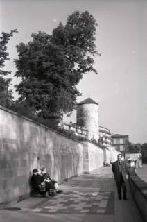 ARH NL Koberg 256, Am Hohen Ufer mit Beginenturm, Hannover, 1958