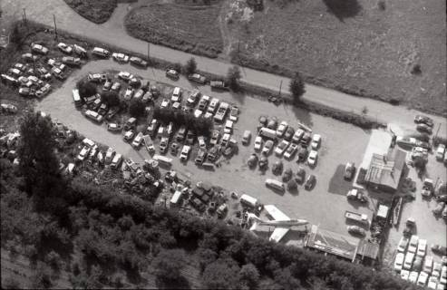 ARH NL Koberg 2597, Autoschrottplatz, Anderten, 1971