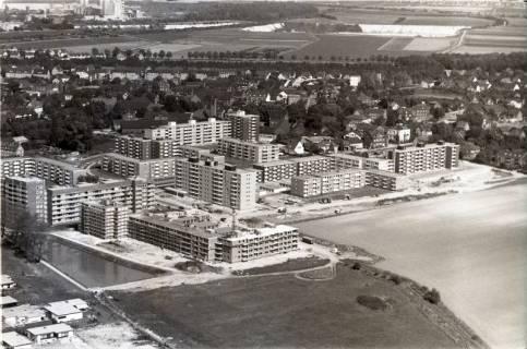 ARH NL Koberg 2599, Neubaugebiet, Anderten, 1971