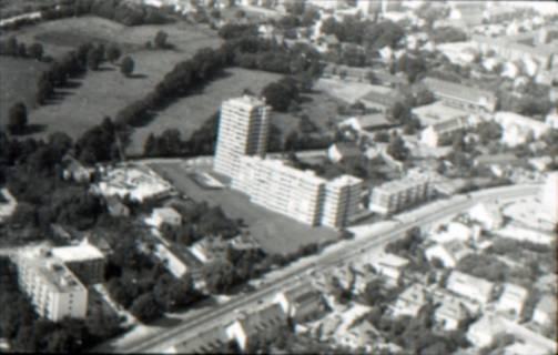 ARH NL Koberg 2613, Hochhäuser Walsroder Straße, Langenhagen, 1971