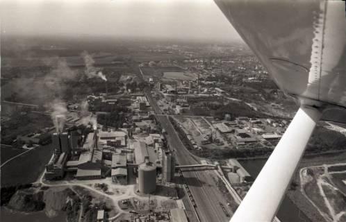ARH NL Koberg 2639, Zementfabrik, Misburg, 1971