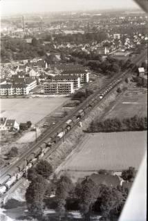 ARH NL Koberg 2666, Eisenbahngleise, Lohnde, 1971