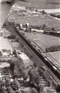 ARH NL Koberg 2667, Kanal und Eisenbahngleise, Lohnde, 1971
