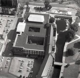 ARH NL Koberg 2676, Leineschloss und Landtag, Hannover, 1971