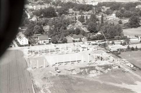 ARH NL Koberg 2783, Bau des Eisstadions, Mellendorf , 1976