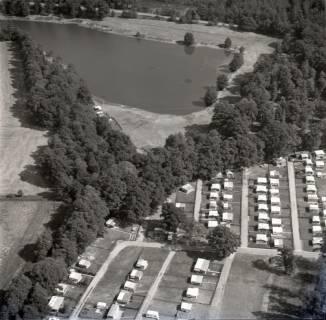 ARH NL Koberg 2800, Parksee und Campingplatz, Lohne, 1976