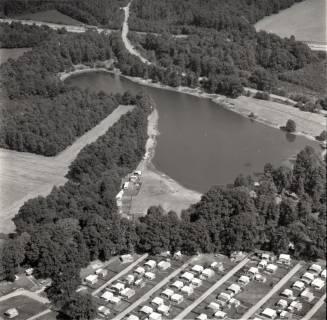 ARH NL Koberg 2801, Parksee und Campingplatz, Lohne, 1976