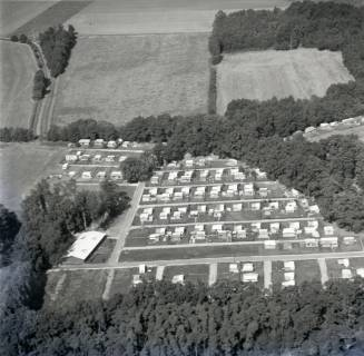 ARH NL Koberg 2803, Campingplatz, Lohne, 1976