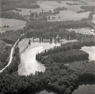 ARH NL Koberg 2808, Parksee und Campingplatz, Lohne, 1976